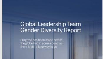 Global Leadership Team - Gender Diversity Report - BoardEx 2020