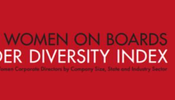 Gender Diversity Index Report - WOB 2020